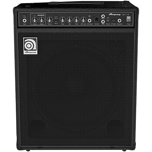 Ampeg BA115V2 1x15 Bass Combo Amplifier