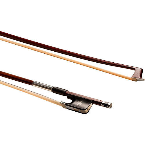 S. Eastman BA40 Series Select Brazilwood Viola Bow