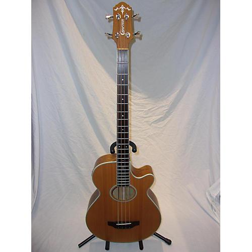 used crafter guitars ba400eq acoustic bass guitar guitar center. Black Bedroom Furniture Sets. Home Design Ideas