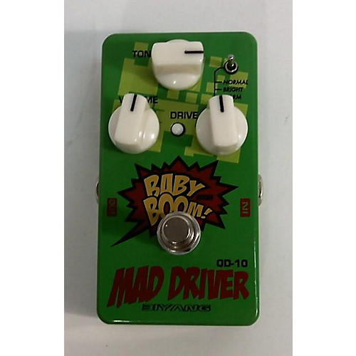 Biyang BABY BOOM MAD DRIVER OD-10 Effect Pedal