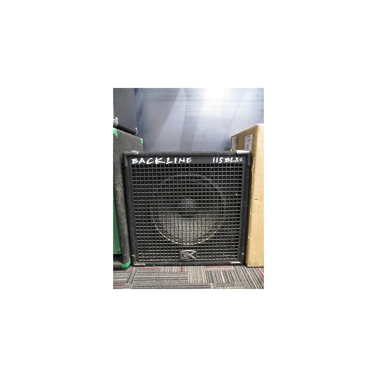 Gallien-Krueger BACKLINE 115BLX-II Bass Cabinet