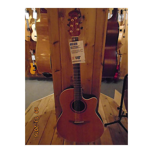 Ovation BALLADEER SPECIAL S771 Acoustic Electric Guitar