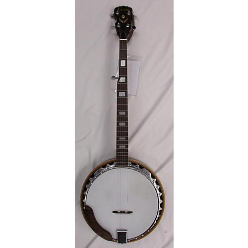 used encore banjo banjo guitar center. Black Bedroom Furniture Sets. Home Design Ideas
