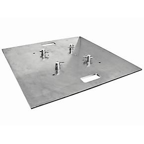 global truss baseplate30x30a 30 x 30 in aluminum base plate guitar center. Black Bedroom Furniture Sets. Home Design Ideas