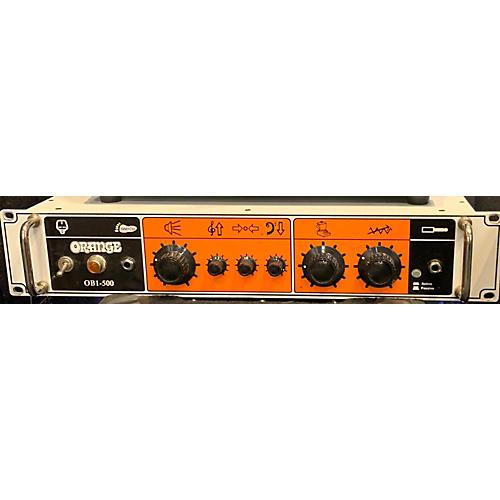 Orange Amplifiers BASS AMP HEAD OB-1 500W Tube Bass Amp Head