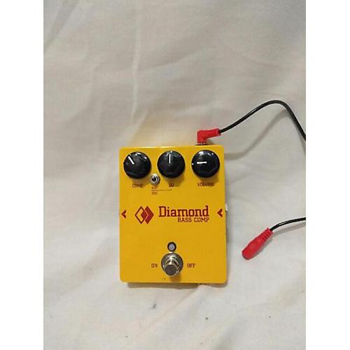 DIAMOND PEDALS BASS COMP Bass Effect Pedal