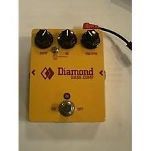 DIAMOND PEDALS BASS COMP Electric Bass Guitar