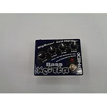 Aphex BASS XCITER Pedal