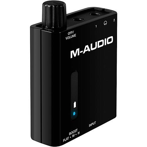 M-Audio BASSTRAVELER Headphone Amplifier