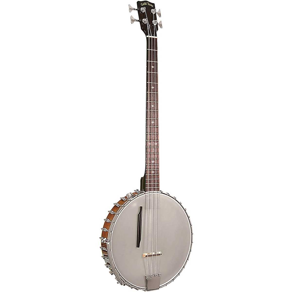 Gold Tone BB-400+ Left-Handed 4-String Banjo Bass