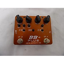 Xotic BB PLUS PREAMP Effect Pedal