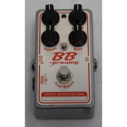 Xotic Effects BB Preamp Comp Effect Pedal