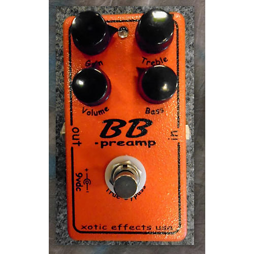 In Store Used BB Preamp Effect Pedal