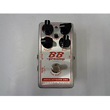 Xotic BB Preamp MB Bass Effect Pedal