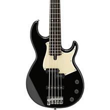 BB435 5-String Electric Bass Black