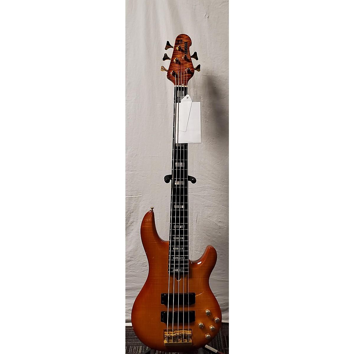 Yamaha BBNE Nathan East Electric Bass Guitar