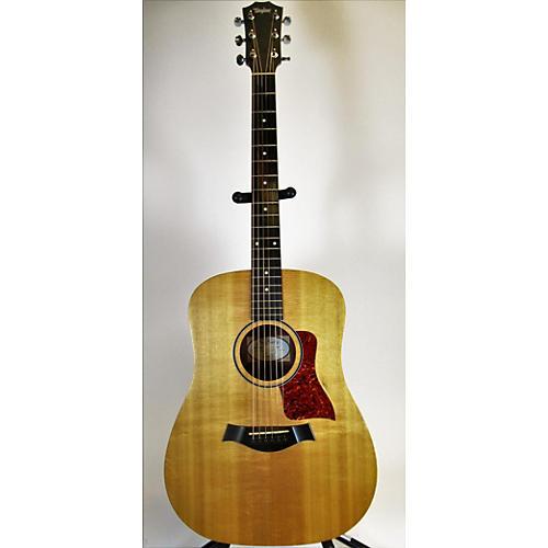 used taylor bbt big baby acoustic guitar natural guitar center. Black Bedroom Furniture Sets. Home Design Ideas