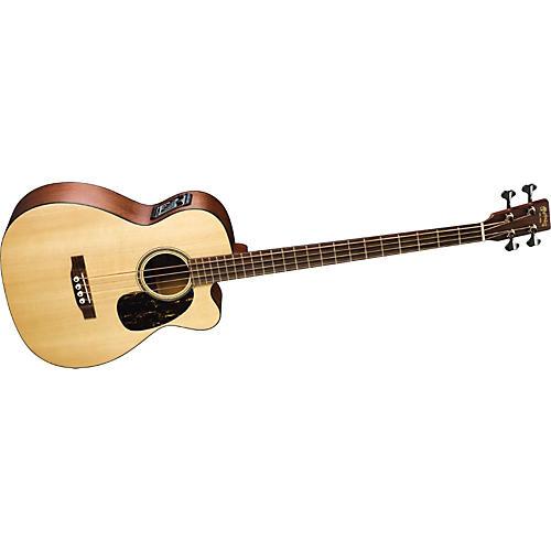Martin BC-16GTE Jumbo Cutaway Acoustic-Electric Bass Guitar