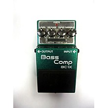 Boss BC-1X Bass Comp Effect Pedal