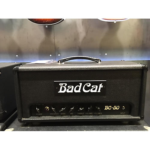 Bad Cat BC-50 Tube Guitar Amp Head