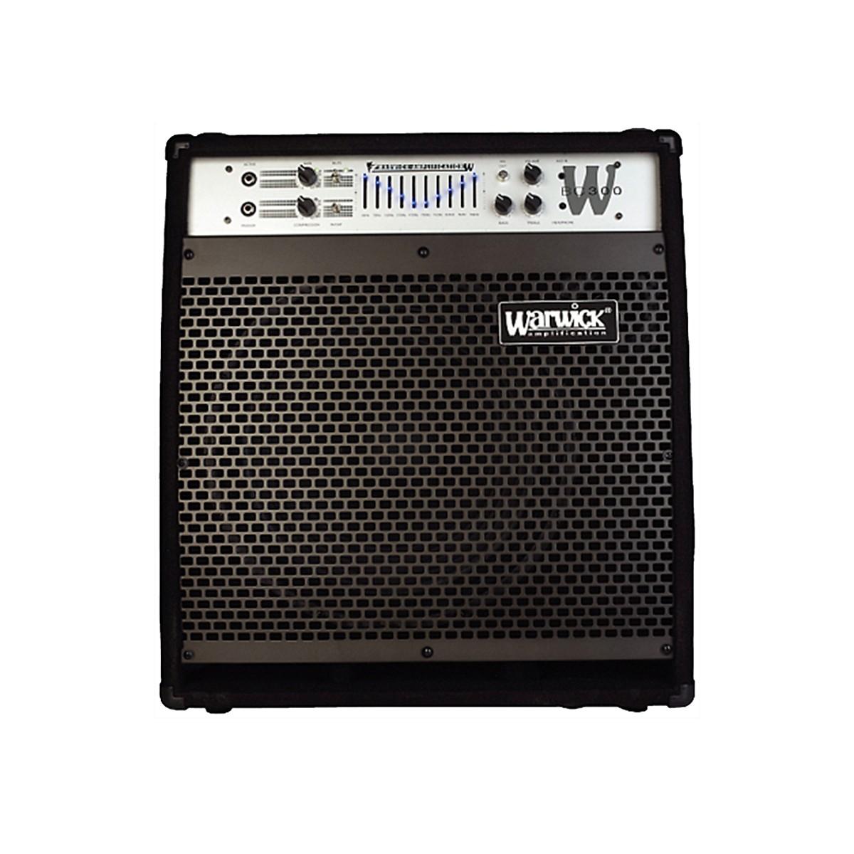 Warwick BC300 300W 1x15 Bass Combo w/4