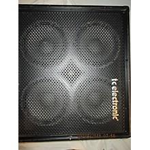 TC Electronic BC410 4x10 500W Bass Cabinet