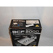 Behringer BCF2000 B-Control Fader Control Surface