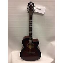 B.C. Rich BCR3TEB Acoustic Electric Guitar