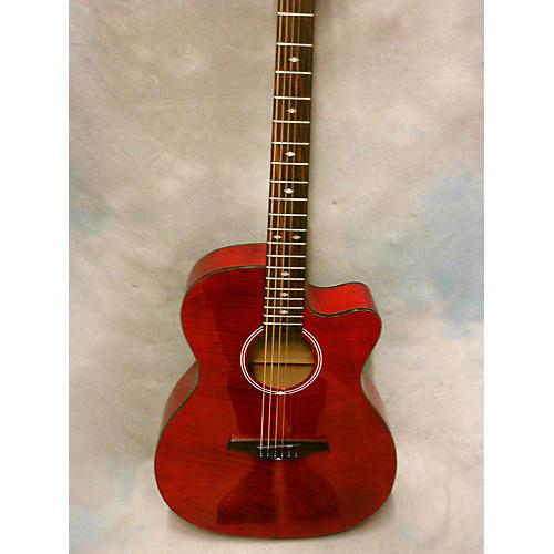B.C. Rich BCR3TRD Acoustic Electric Guitar