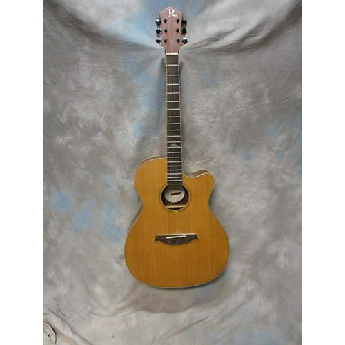 used b c rich bcr4n acoustic electric guitar guitar center. Black Bedroom Furniture Sets. Home Design Ideas