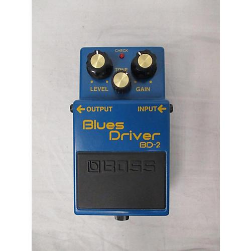 Boss BD-2 Blues Driver Pedal Review