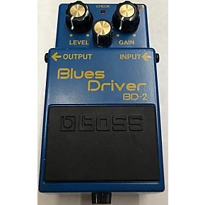 used boss bd2 blues driver effect pedal guitar center. Black Bedroom Furniture Sets. Home Design Ideas