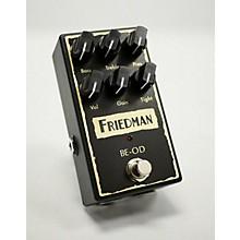 Friedman BE-OD Brown Eye Overdrive Effect Pedal
