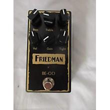 Friedman BE-OD Effect Pedal