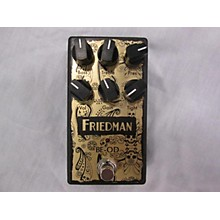 Friedman BE OD Effect Pedal