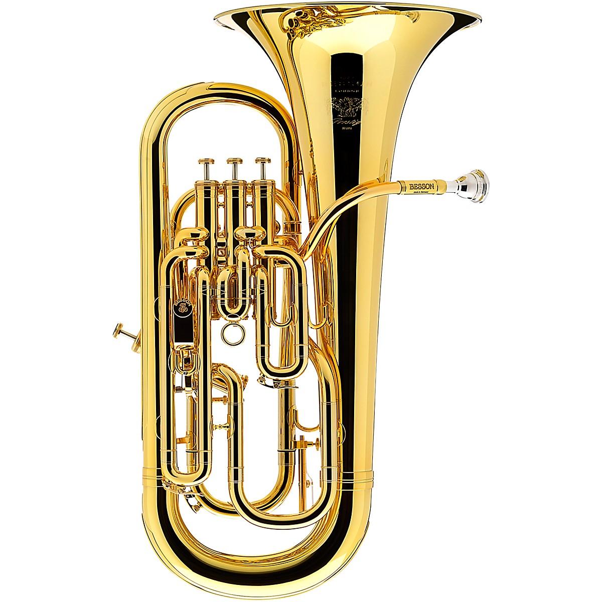 Besson BE2052 Prestige Series Compensating Euphonium