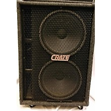 Crate BE215 Bass Cabinet