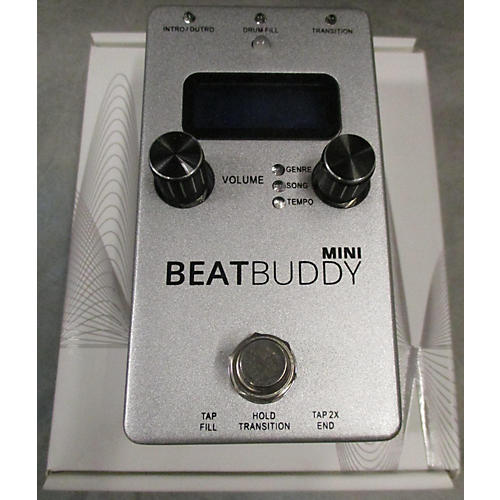 used singular sound beat buddy mini drum machine guitar center. Black Bedroom Furniture Sets. Home Design Ideas
