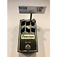 Friedman BEOD Effect Pedal