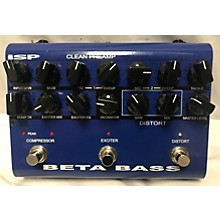 Isp Technologies BETA BASS Bass Effect Pedal