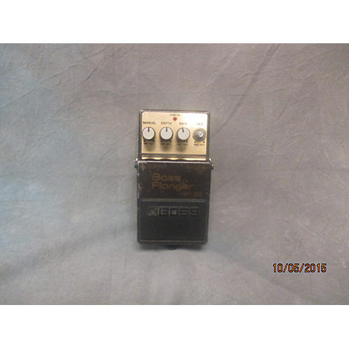Boss BF2-B Bass Effect Pedal