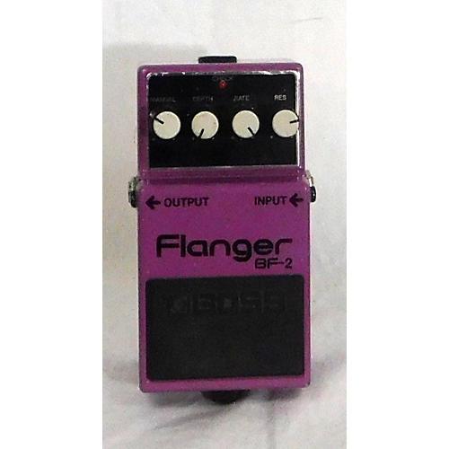 Boss BF2 Flanger Effect Pedal
