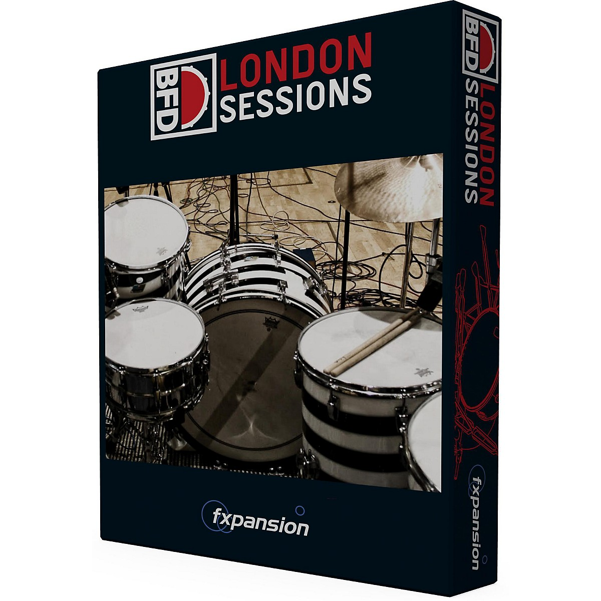 Fxpansion BFD London Sessions