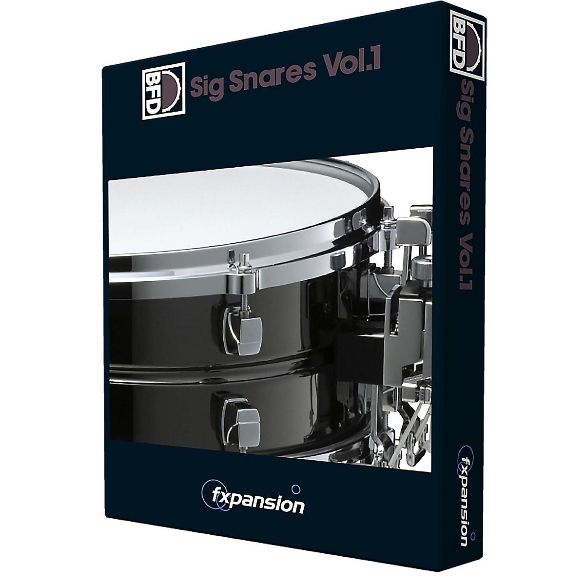 Fxpansion BFD Signature Snares V.1