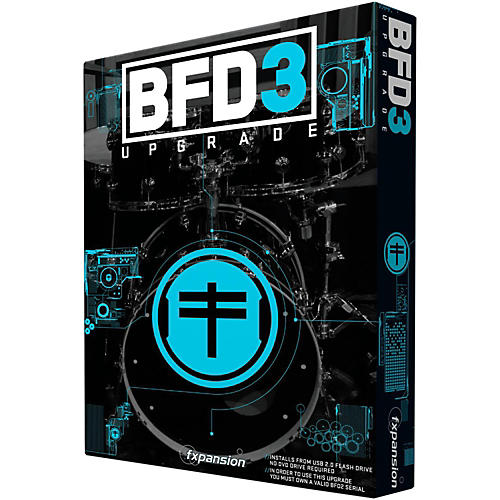 Fxpansion BFD3 Upgrade from BFD2