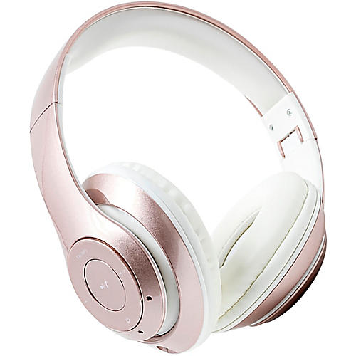 SoundLogic BFHM-12/6708 Foldable HD Bluetooth Headphones
