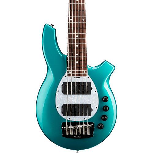 Ernie Ball Music Man BFR Bongo 6 HH 6-String Electric Bass