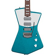 BFR St. Vincent Electric Guitar Turquoise Crush Sparkle