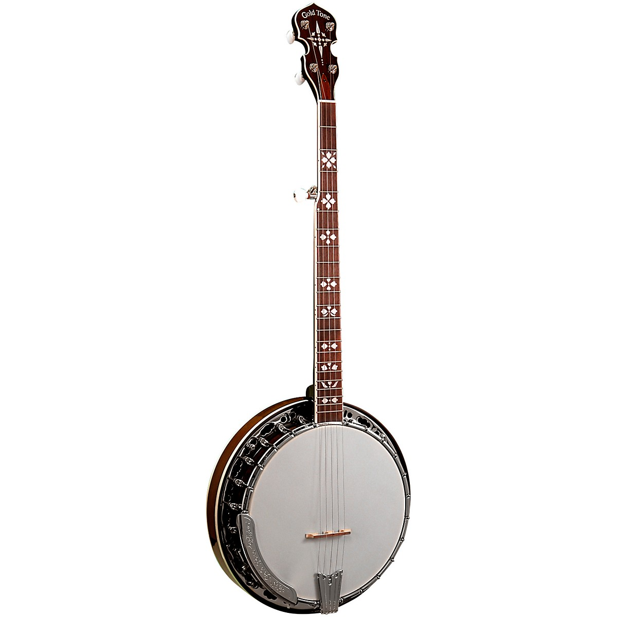 Gold Tone BG-150F Bluegrass Banjo with Flange