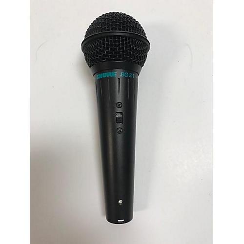 Shure BG 3.1 Dynamic Microphone